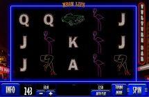 neon life slot screenshot 1