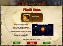 nostradamus slot screenshot 3