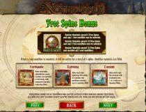 nostradamus slot screenshot 4