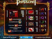 pamplona slot screenshot 2