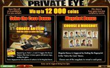 private eye slot screenshot 3