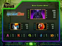 prowling panther slot screenshot 2