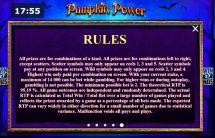 pumpkin power slot screenshot 4