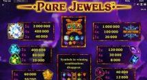 pure jewels slot screenshot 3