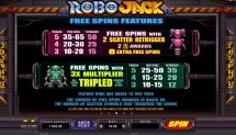 robojack slot screenshot 4