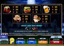 santas wild ride slot screenshot 4