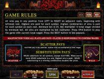 seven deadly sins slot screenshot 2
