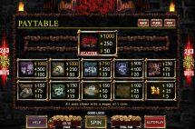 seven deadly sins slot screenshot 3