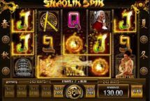 shaolin spins slot screenshot 1