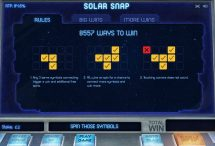 solar snap slot screenshot 2