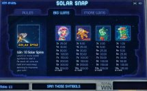 solar snap slot screenshot 3