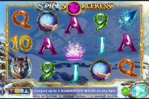 spin sorceress slot screenshot 1