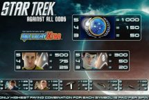 star trek against all odds slot screenshot 2