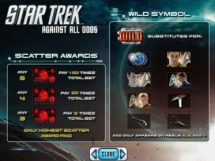 star trek against all odds slot screenshot 4