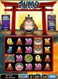 sumo kitty slot screenshot 1