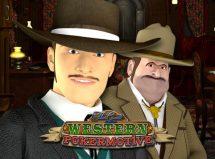 great western pokermotive slot screenshot 1