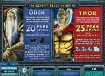 thunderstruck 2 slot screenshot 4