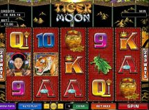 tiger moon slot screenshot 1
