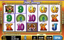 tiger treasures slot screenshot 1