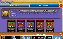 tiger treasures slot screenshot 3
