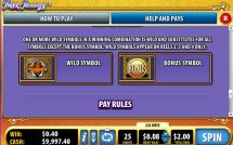 tiger treasures slot screenshot 4