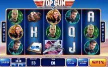 top gun slot screenshot 1