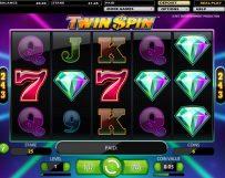 twin spin slot screenshot 1