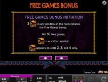 valkyrie queen slot screenshot 2