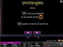 valkyrie queen slot screenshot 3