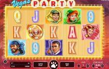 vegas party slot screenshot 1