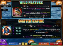 wild catch slot screenshot 2