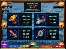 wild catch slot screenshot 3