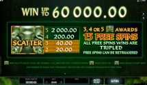 wild orient slot screenshot 2