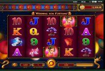 wishing you fortune slot screenshot 1