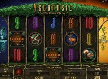yggdrasil the tree of life slot screenshot 1
