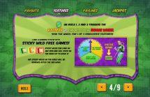 batman and the riddler riches slot screenshot 3