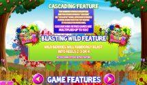 berry blast plus slot screenshot 3