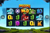 dragonz slot screenshot 1