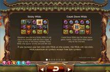 legend of the golden monkey slot screenshot 2