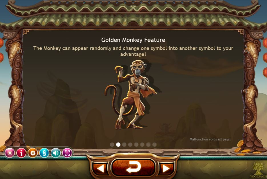 Legend of the Golden Monkey Yggdrasil - Mobil6000