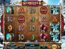 reindeer wild wins slot screenshot 1