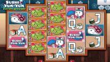 sushi yum yum slot screenshot 2