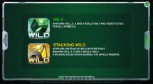 green lantern slot screenshot 3