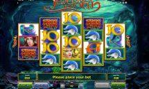 jewels of the sea slot screenshot 1