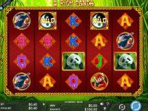 rich panda slot screenshot 1