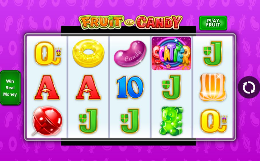 Fruit vs Candy | Euro Palace Casino Blog