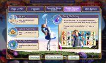 adventures beyond wonderland slot screenshot 3