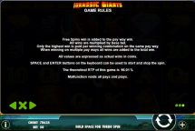jurassic giants slot screenshot 4