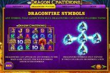 dragon champions slot screenshot 3