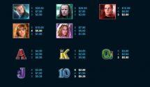 highlander slot screenshot 3